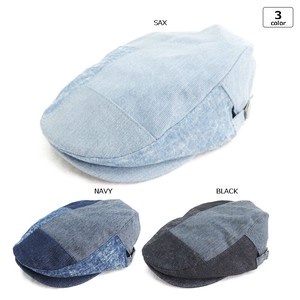 Denim Flat cap