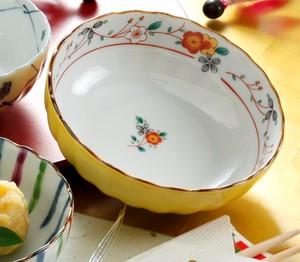 黄彩梅小花 5.5寸鉢.
