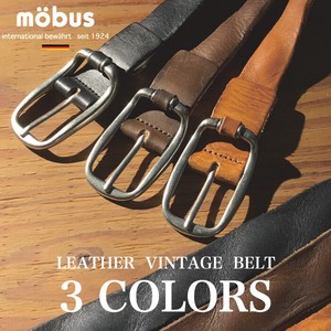 Cow Leather One Sheet Leather Belt