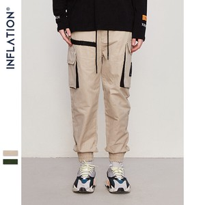 Men's Pocket Work Pants Unisex Casual A/W