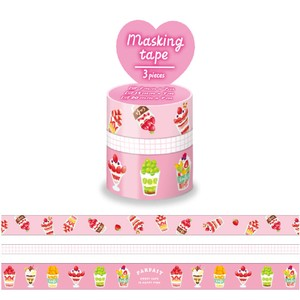 Washi Tape Assort Pink