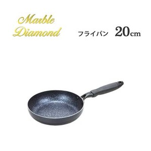 Midnight Marble IH Supported Frying Pan frying pan Egg PEARL METAL