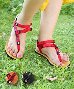 Native Sandal Embroidery Outdoor Good