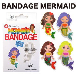 Mermaid Plaster