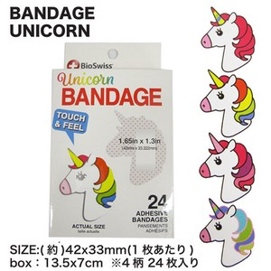 Unicorn Band‐Aid Plaster