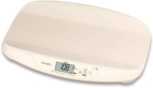 Baby Scale Breast-Feeding Effect Baby Scale Ivory