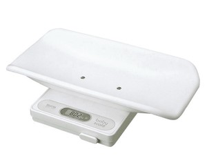 Baby Scale Digital Baby Scale White