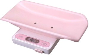 Baby Scale Digital Baby Scale Pink