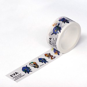 Washi Tape Evangelion Character Character