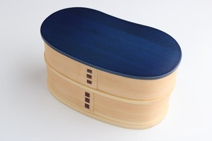 Nature Tint Bento Box Blue