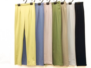 Spring Color High Tension Pants [ 2020NewItem ]