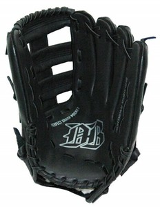 soft Ball Glove Inch Black