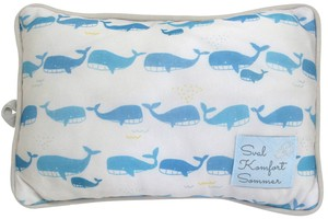 Nap Cushion Whale Gray