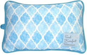 Nap Cushion Tile Blue