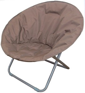 Moon Moon Chair Brown