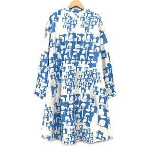[ 2020NewItem ] cocora Sewing Machine Stand Shirt One-piece Dress [ 2020NewItem ]