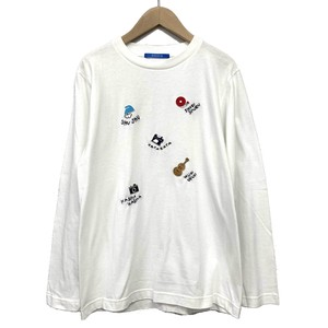cocora Patch Embroidery Long T-shirts