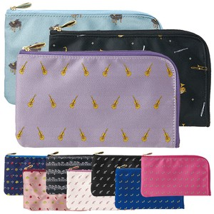 Bat Multi Pouch Textile Music Series