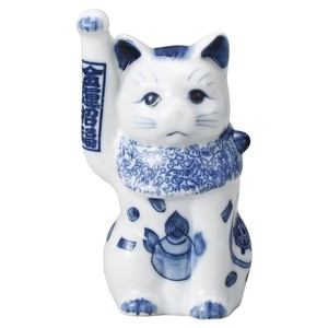 """2020 New Item"" SOMETSUKE Beckoning cat Beckoning cat"