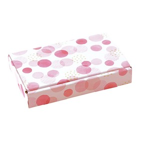 Ring Box Dot Pink Japan