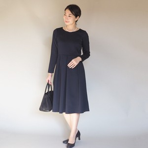 One-piece Dress Formal Navy Geometry