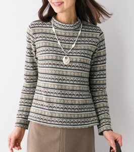 Card Nordic High Neck Pullover