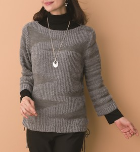 Shearing Knitted Pullover