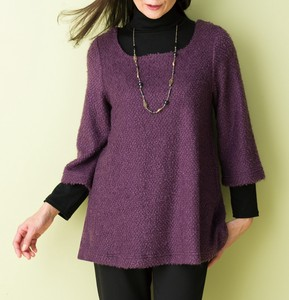Loop Tunic Pullover
