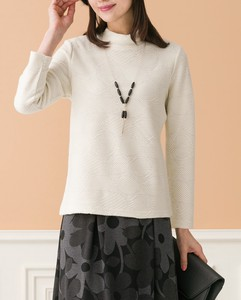 Dot Card Pullover