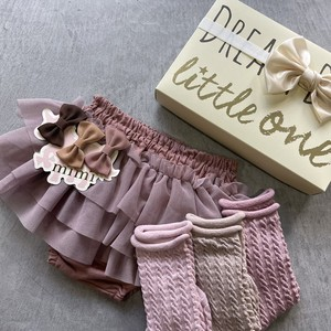 Made in Japan Knee High Socks Bloomers Little Box