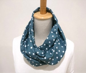 Cotton Double Gauze Snood Double