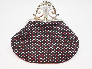 Feeling Coin Purse Bag Base Heart