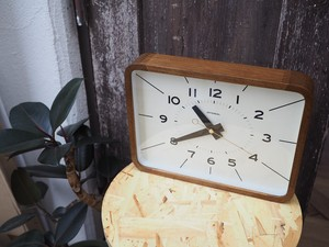 Wall Clock Wall Clock Natural Square
