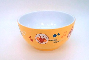 Anpanman Yellow Coat Bowl