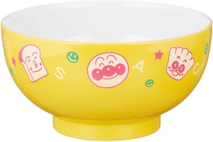 Anpanman Yellow Soup Bowl