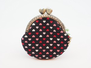 Feeling Coin Purse Pouch Coin Case Base Heart