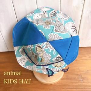 Reversible Kids Hat Attached Hand Maid