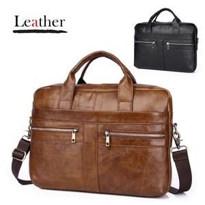 Genuine Leather Tote Bag Shoulder Bag Handbag Leather