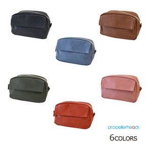 Artificial Leather Mini Pouch