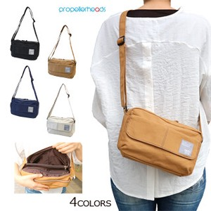Canvas Pocket Shoulder Bag