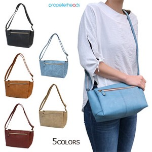 Artificial Leather Pocket Shoulder