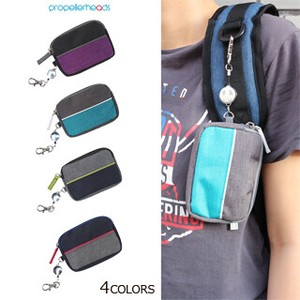 Water Repellent Combi Color Pouch