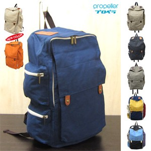 Canvas Square Backpack