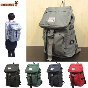 Polyester Flap Backpack