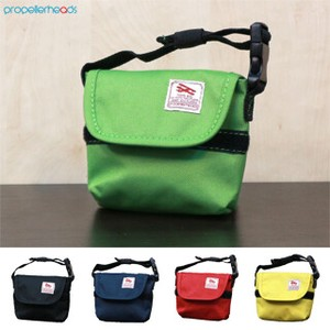Polyester Messenger Bag Pouch