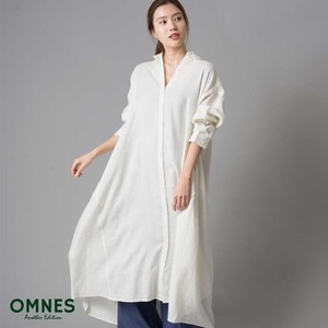 Rayon Line Long Shirt One-piece Dress [ 2020NewItem ]