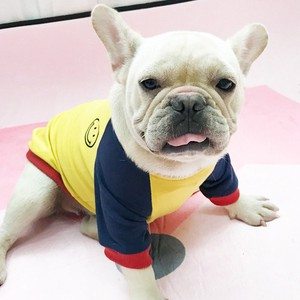 Pet Product Three-Quarter Length T-shirt Dog Wear Dog Dog cat Pet