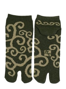 Arabesque Tabi Socks