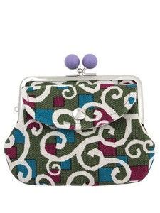 Canvas Parent And Child Coin Purse