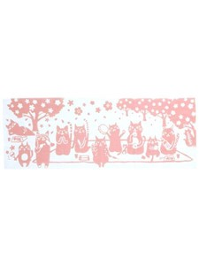 Cherry Blossom Viewing Hand Towel